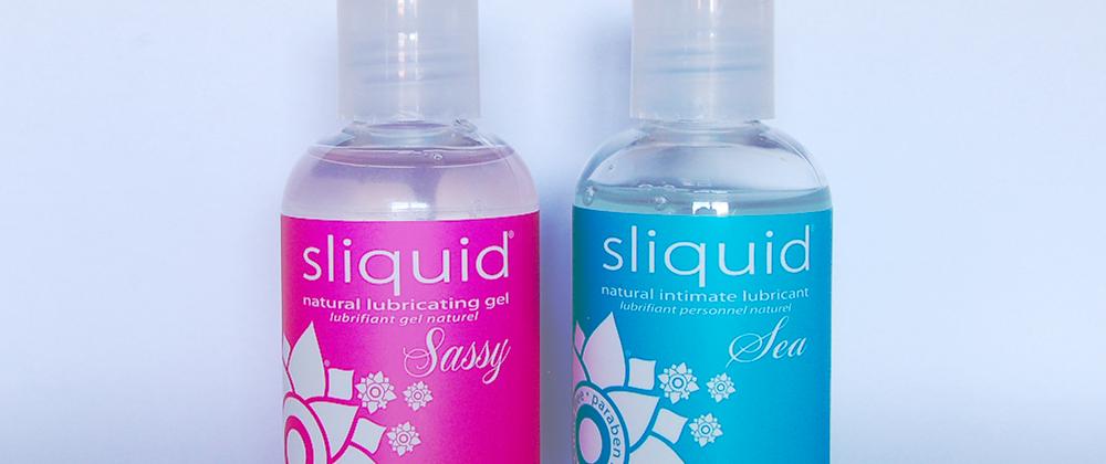 Princess Previews – Sliquid's Sassy & Sea Lubricants