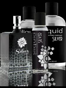 Sliquid Silver - The Studio Collection - Sliquid Naturals Silver