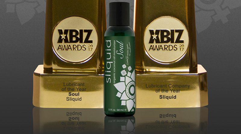 XBIZ Awards Times Two!