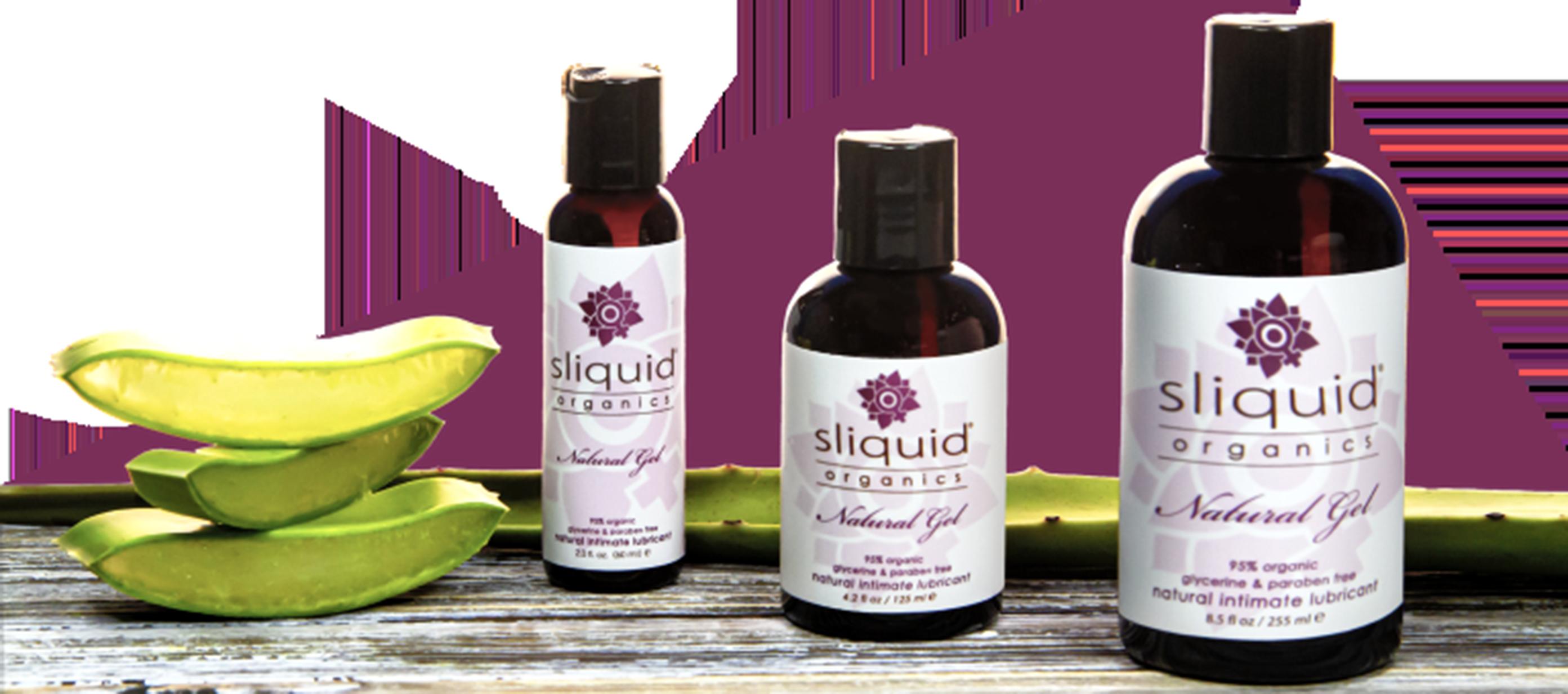 Natural Gel Product