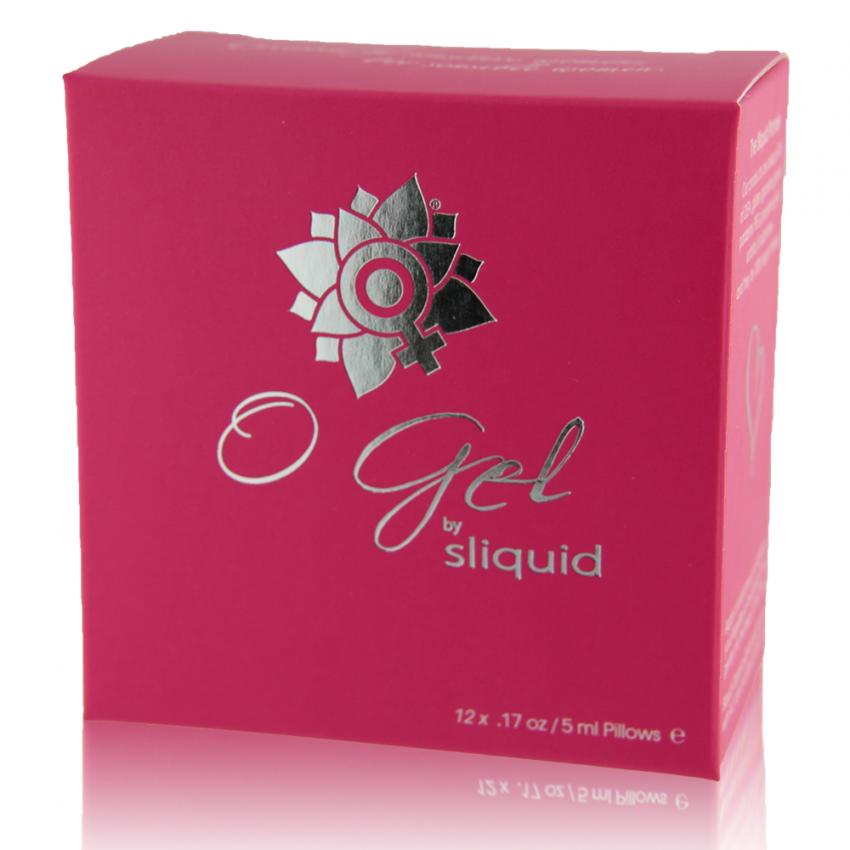 O Gel Cube - Sliquid - Lube Sampler - Best lube for Women