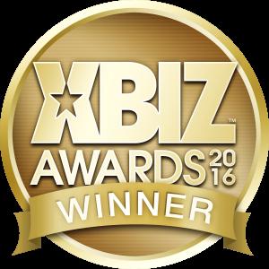 XBiz Award Winner - 2016