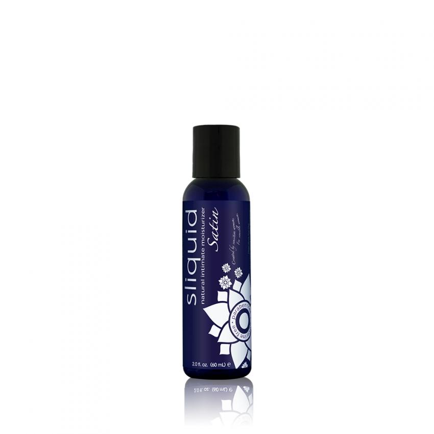 Satin 2oz - Natural Lube - Lube for Women - Sliquid