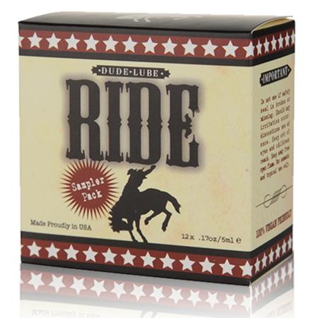 Dude lube Cube - Ride BodyWorx - Sliquid -