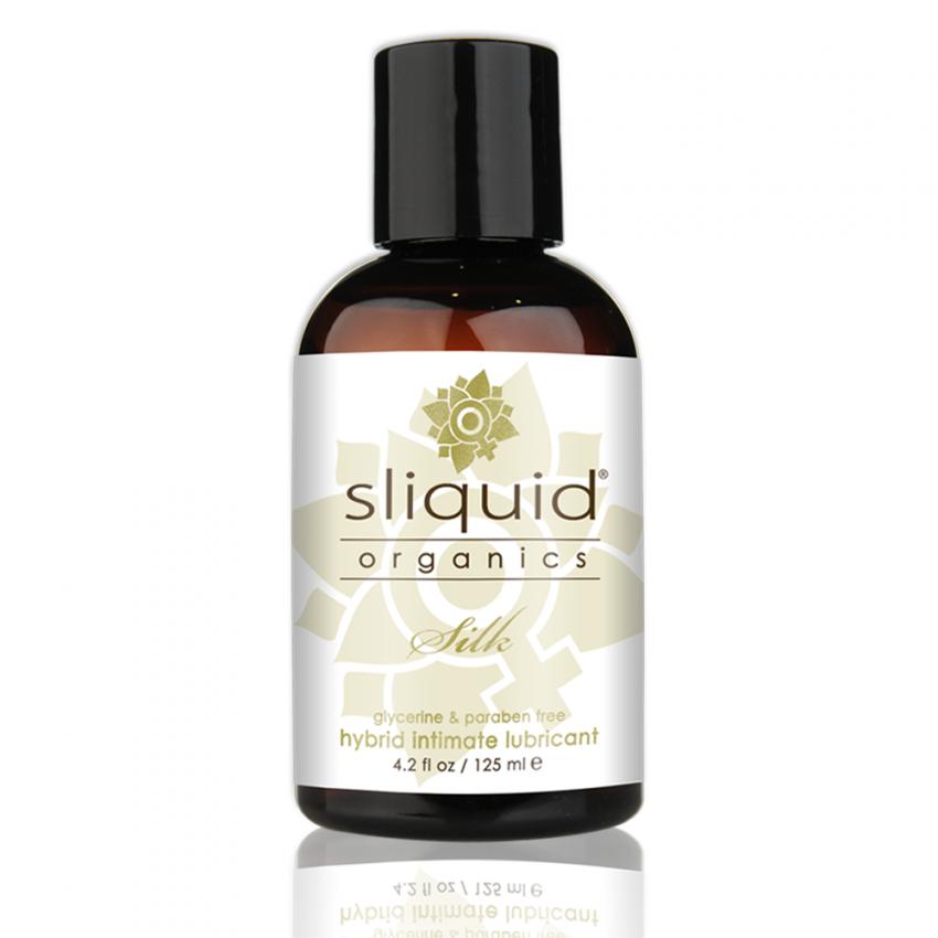 Organic Hybrid Lube - Sliquid - Sliquid Organics - 4oz