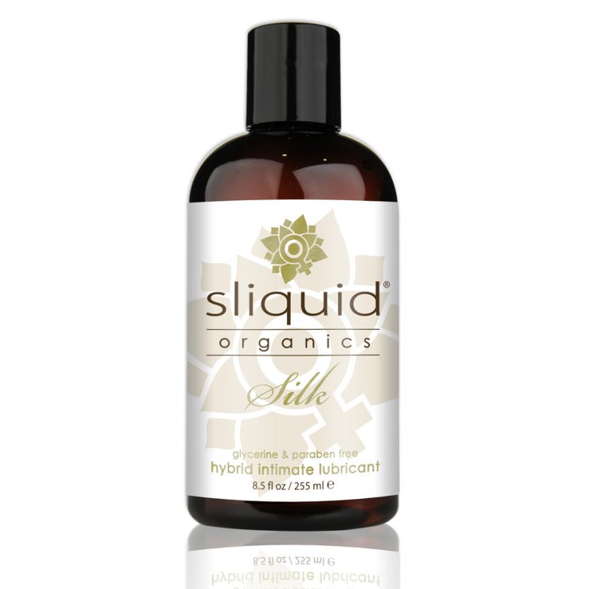 Organic Hybrid Lube - Sliquid - Sliquid Organics - 8oz