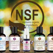 SLIQUID, LLC Earns NSF Certified Organic Status