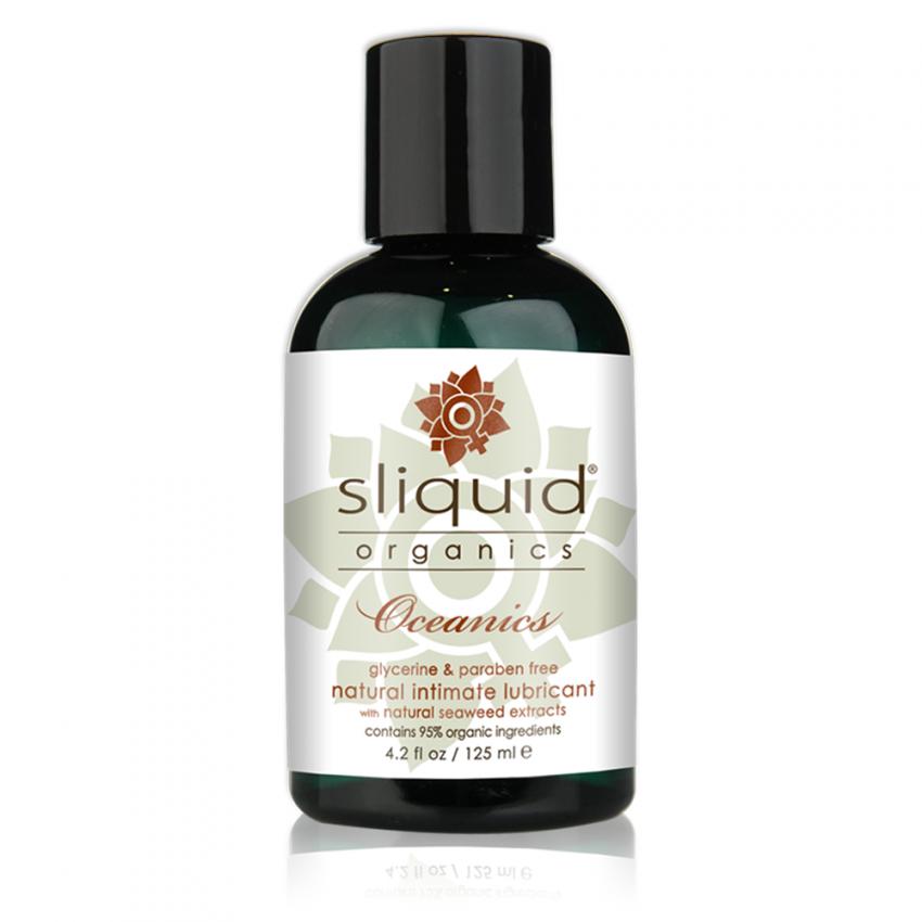Sliquid - Sliquid Organics Oceanics - Organic Lube with Seaweed - 4oz