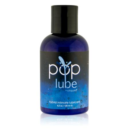 POP Lube - Sliquid - Sliquid Naturals - POP Dildo