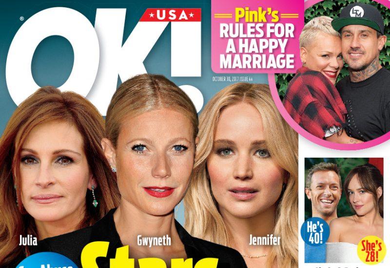 Sliquid in OK Magazine