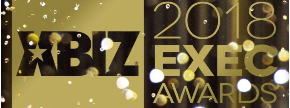 Colin Roy Nominated For 2018 XBIZ Exec Awards