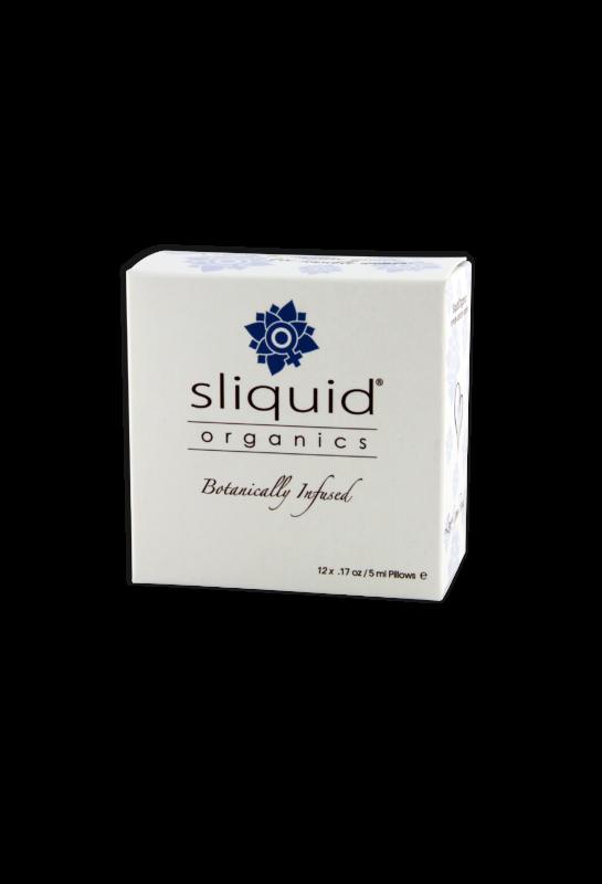 The Sliquid Organics Lube Cube