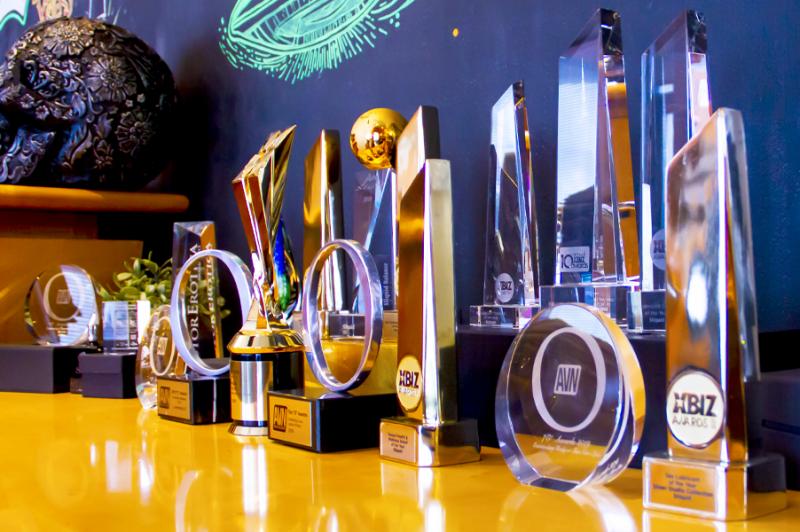 Sliquid awards