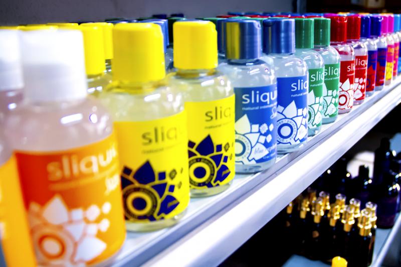About Sliquid bottles